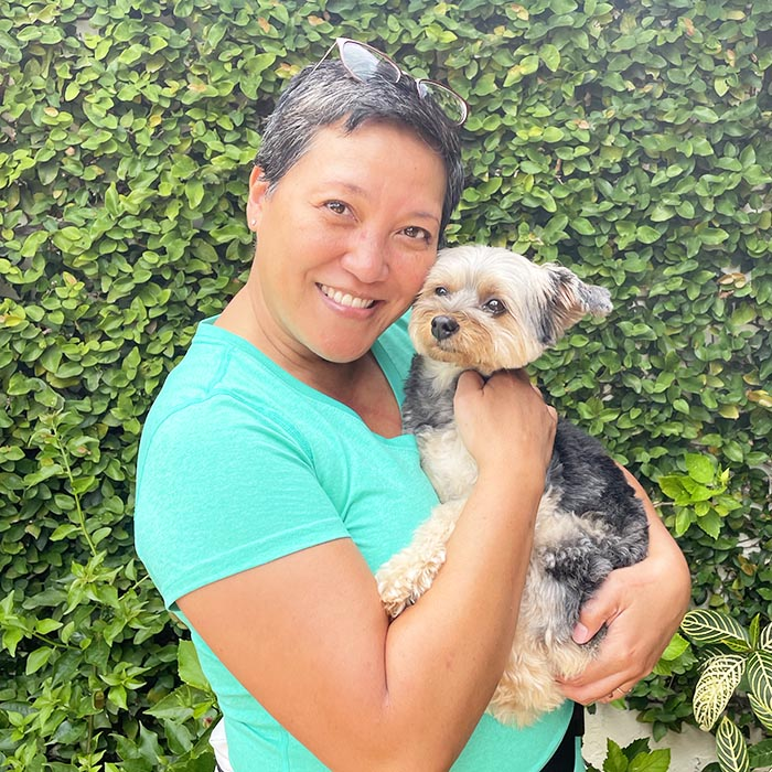 Pompano Beach Dog Walker